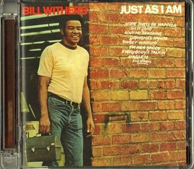 Bill Withers<br>Just As I Am<br>CD, RE, RM
